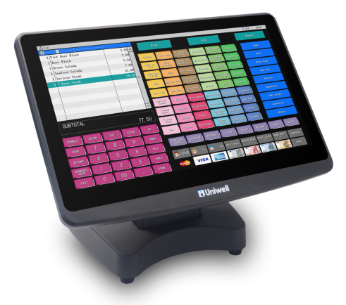 Uniwell HX-5500 - Embedded POS, Reinvented