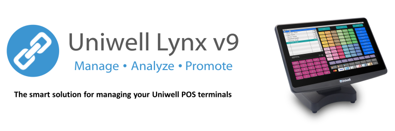 Uniwell Lynx POS management software for Brisbane and regional Queensland venues